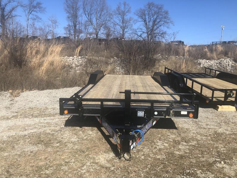 "2020 Load Trail 102"" X 20' Equipment Trailer"