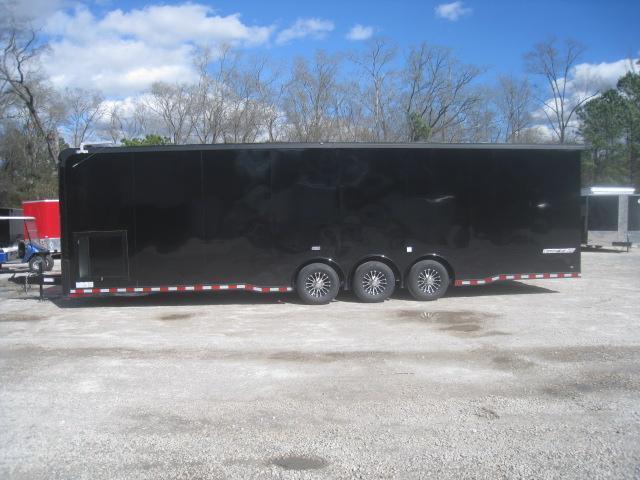 2020 Cargo Mate Eliminator 32' Car / Racing Trailer