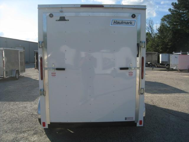 2020 Haulmark Passport 6 x 12 Vnose Tandem Axle Enclosed Cargo Trailer