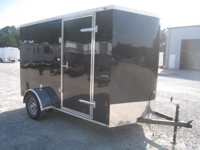 2020 Continental Cargo Sunshine 6 x 10 Vnose Enclosed Cargo Trailer