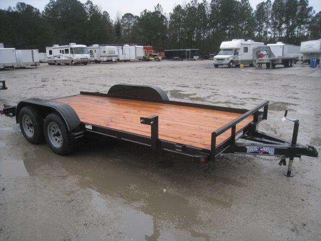 2020 Texas Bragg Trailers 16' Open Car / Racing Trailer