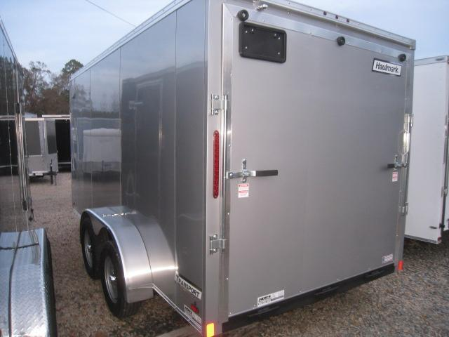 2020 Haulmark 7 X 14 Transport Vnose Enclosed Cargo Trailer