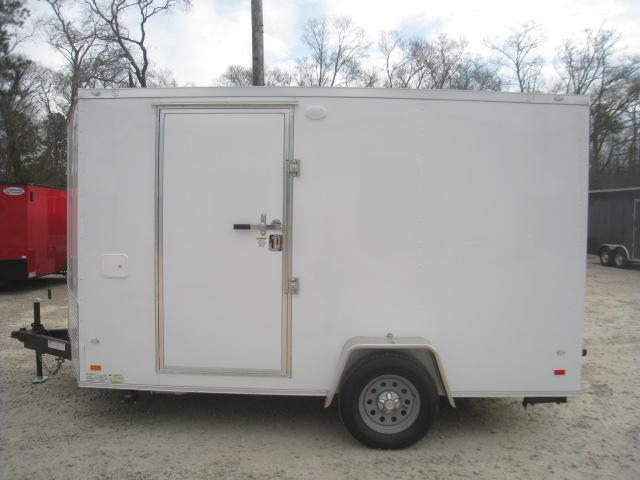 2020 Covered Wagon Trailers 7 x 12 Vending / Concession Trailer