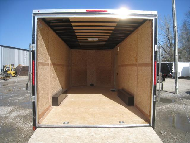 """2019 Look Trailers Element 20' Car / Racing Trailer with 7'6"""" Inside Height"""