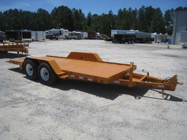 2019 Hudson Brothers HD 14 (5) Ton Tilt Bed Equipment Trailer