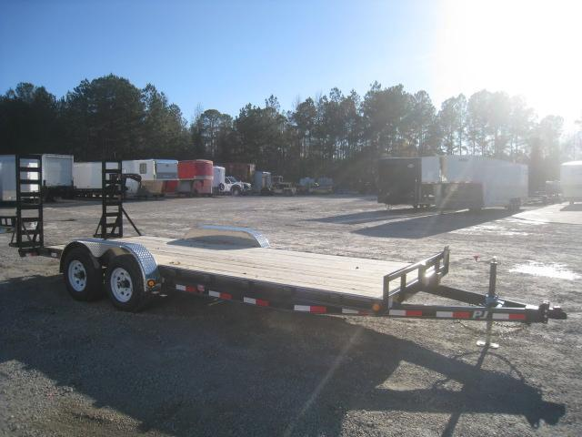 "2020 PJ Trailers C5 6"" Channel 20 Equipment Trailer"