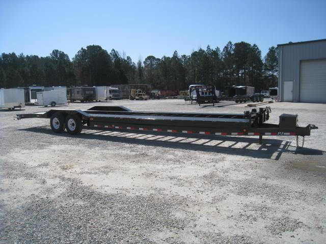 2018 PJ Trailers B8 34' Auto Transport Trailer