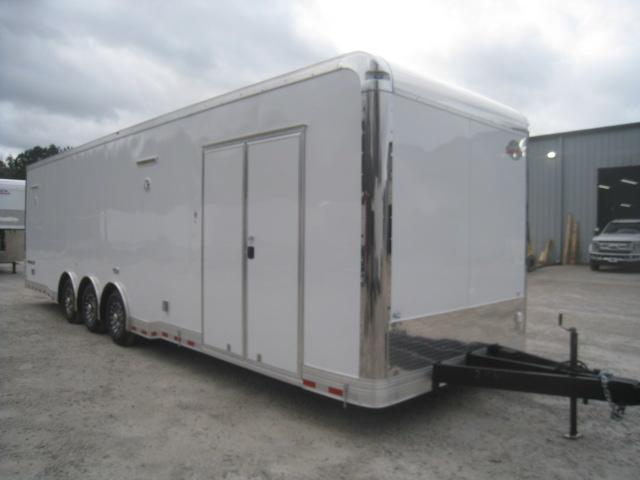 2020 Cargo Mate Eliminator 32' Car / Racing Trailer