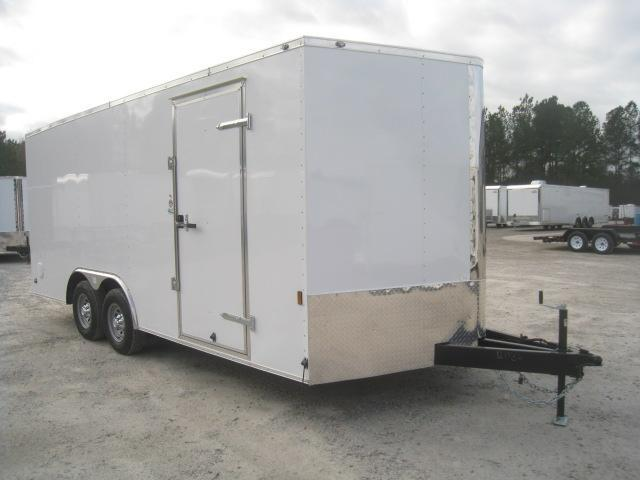 2020 Continental Cargo Sunshine 8.5x18 Vnose Car / Racing Trailer