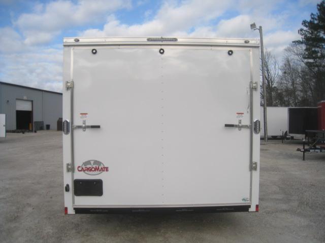 2020 Continental Cargo Sunshine 8.5x18 Vnose Car / Racing Trailer