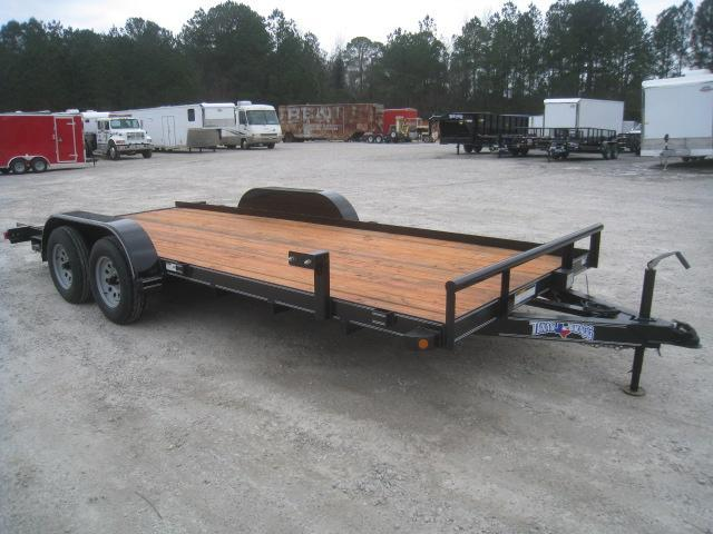 2020 Texas Bragg Trailers 18' Car / Racing Trailer