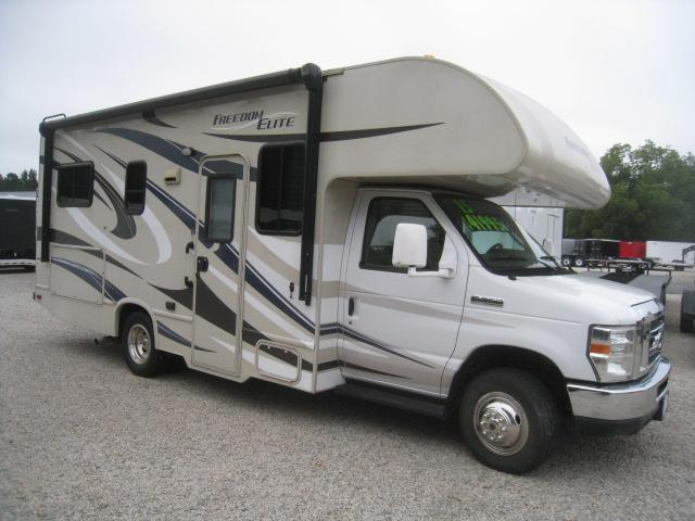 2015 Thor Motorcoach Freedom Elite 23H Class C Motorhome