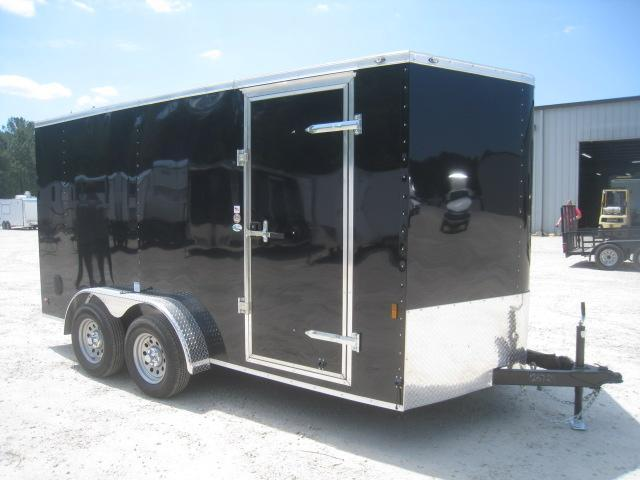2021 Continental Cargo Sunshine 7x14 Vnose Enclosed Cargo Trailer