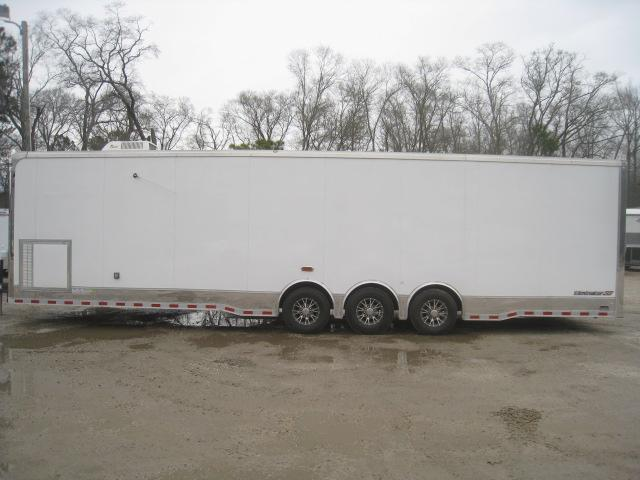 2017 Cargo Mate Trailers 34' Eliminator Car / Racing Trailer
