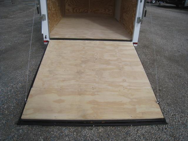 2020 Lark 6 X 10 Vnose Enclosed Cargo Trailer