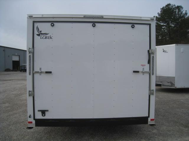 2020 Lark 8.5 X 20 Landscape Enclosed Cargo Trailer