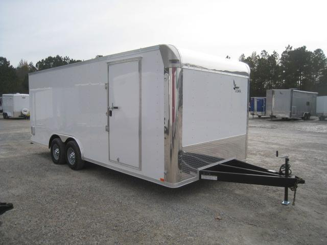 2020 Lark 8.5 X 20 Landscape Enclosed Cargo Trailer