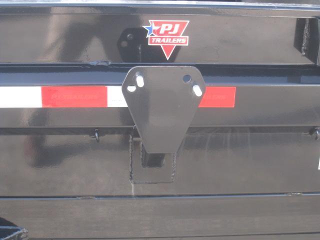 2020 PJ Trailers D3 12 X 72 Dump Trailer