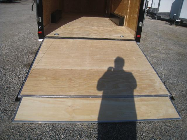2020 Covered Wagon Trailers 8.5 X 20 Vnose Car / Racing Trailer