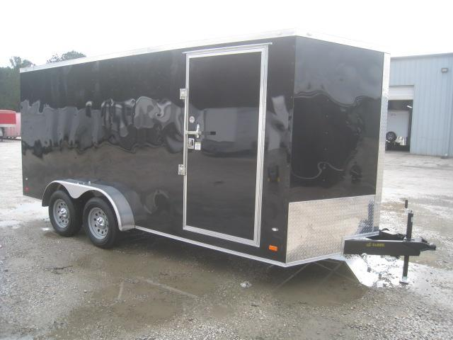 2020 Covered Wagon Trailers Gold Series 7 x 16 Enclosed Cargo Trailer
