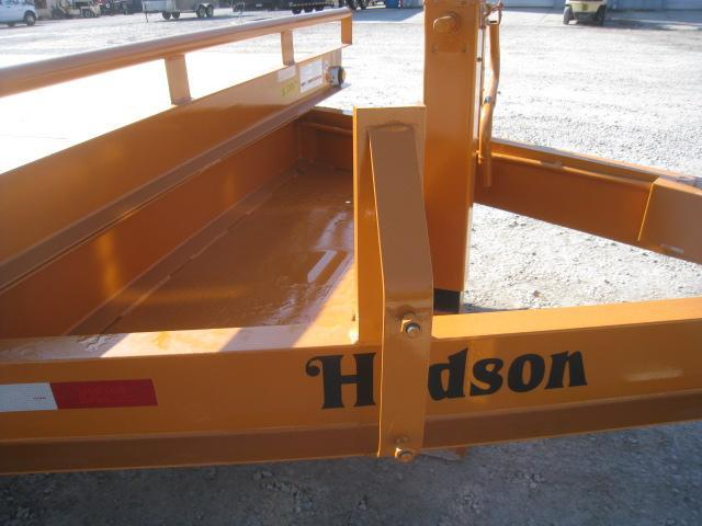 2020 Hudson Brothers HTMBH 6 Ton Deckover Equipment Trailer