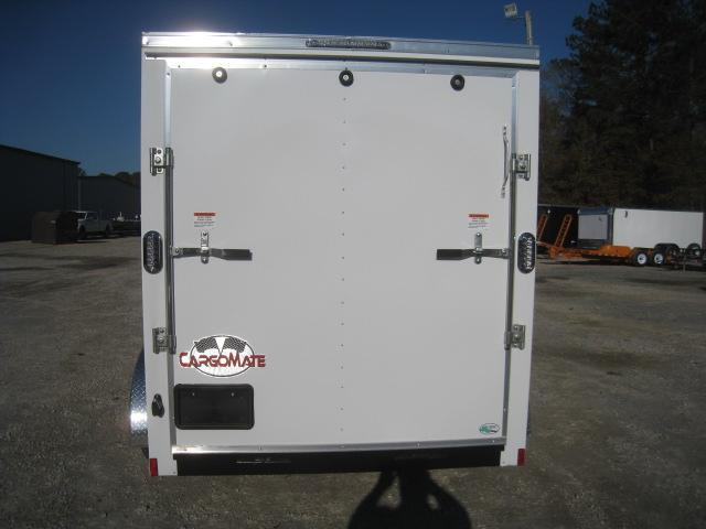 2020 Continental Cargo Sunshine 6 x 12 Vnose Tandem Axle Enclosed Cargo Trailer