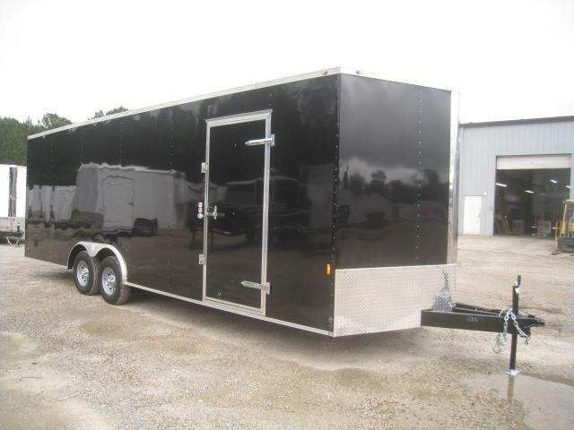 2021 Continental Cargo Sunshine 8.5 x 24 Enclosed Cargo Trailer with Extra Height