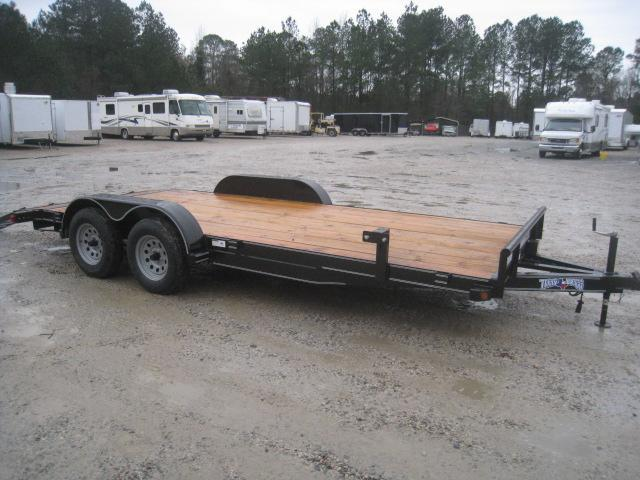 2020 Texas Bragg Trailers 16+2 Heavy Car / Racing Trailer