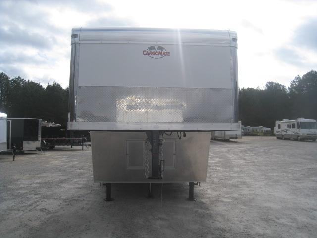 2020 Cargo Mate Eliminator 44' Car / Racing Trailer