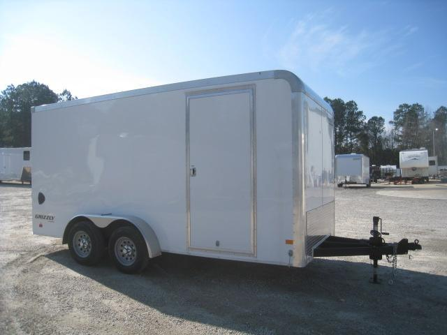 2020 Haulmark 7x16 Grizzly HD Enclosed Cargo Trailer