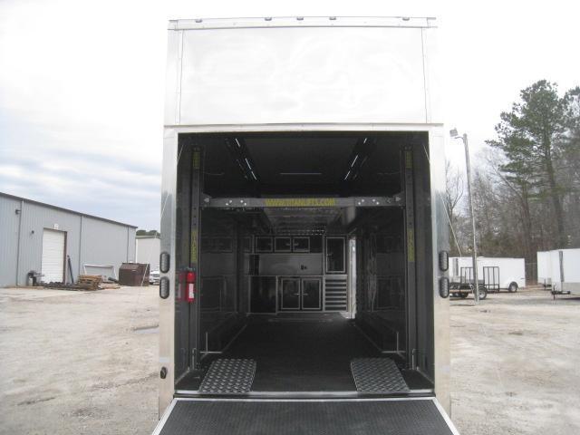 2019 Cargo Mate Eliminator 28' Stacker