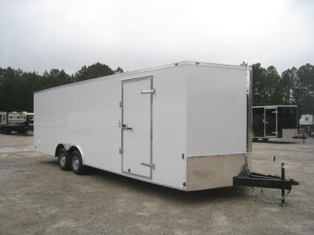 2021 Continental Cargo Sunshine 8.5 x 24 Vnose Enclosed Cargo Trailer