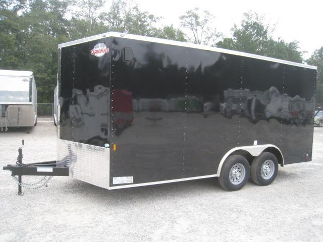 2020 Continental Cargo Sunshine 8.5 x 16 Vnose Car / Racing Trailer
