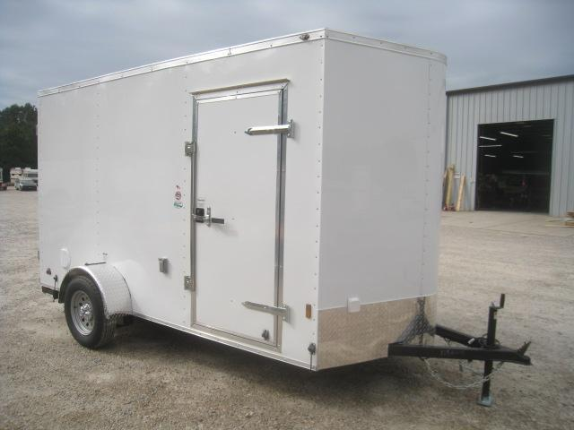 2021 Continental Cargo Sunshine 6x12 Vnose Vendor Vending / Concession Trailer