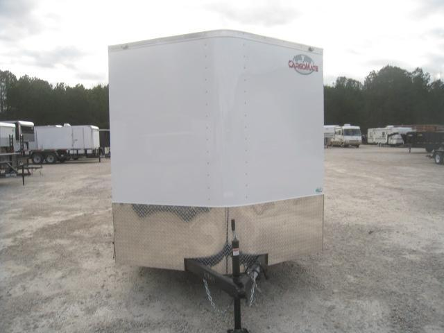 2021 Continental Cargo Sunshine 7x12 Vnose Enclosed Cargo Trailer