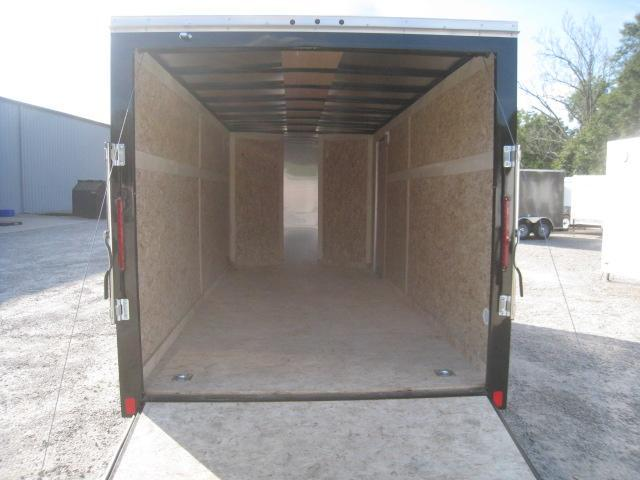2020 Haulmark Passport 7 x 16 Vnose Enclosed Cargo Trailer
