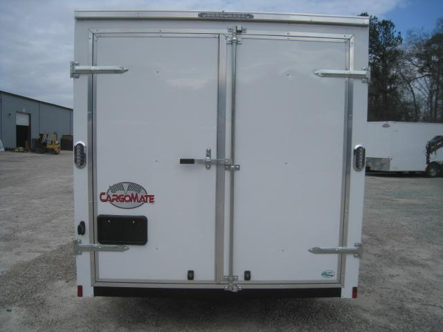 2020 Continental Cargo Sunshine 7x16 Vnose Enclosed Cargo Trailer with Double Rear Doors