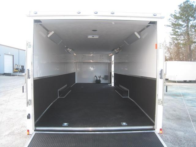 2020 Continental Cargo Sunshine 28' Car / Racing Trailer Well Equipped