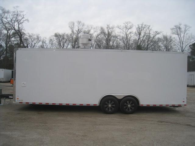 2020 Covered Wagon Trailers 26' Vending / Concession Trailer