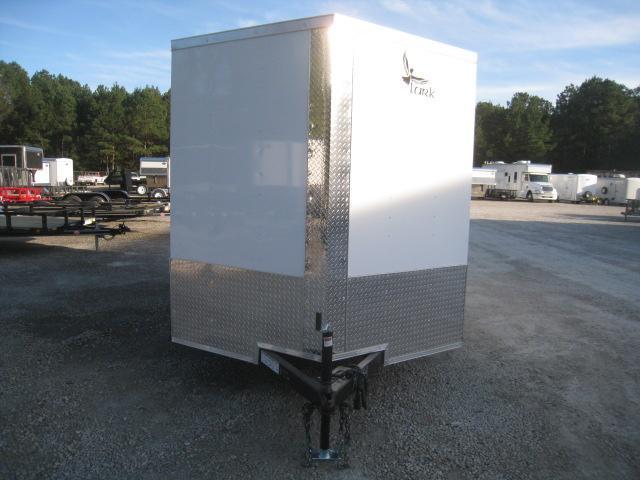 2020 Lark 7 X 14 Vnose Enclosed Cargo Trailer