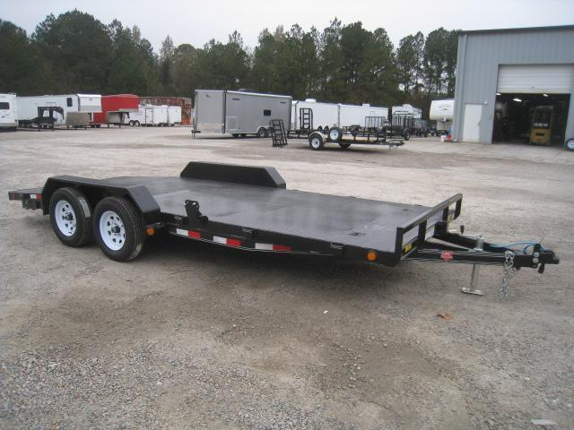 2020 PJ Trailers C4 18 Car / Racing Trailer