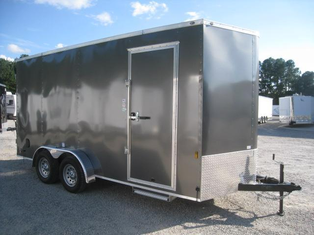 2020 Continental Cargo Sunshine 7 x 16 Vnose Enclosed Cargo Trailer