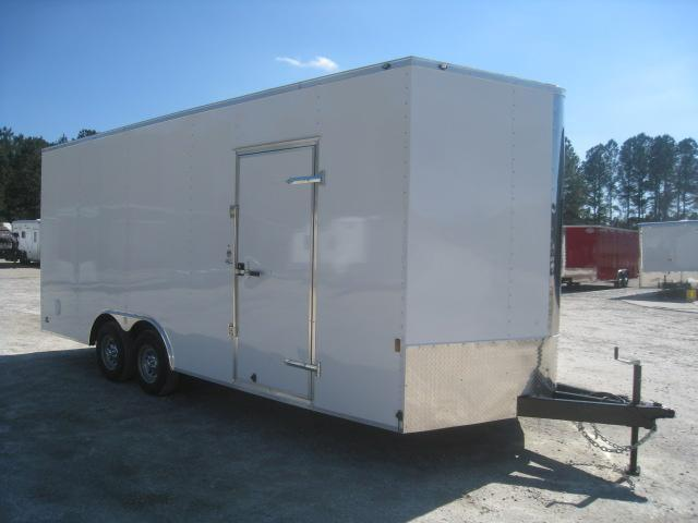 2020 Continental Cargo Sunshine 8.5x20 Vnose Car / Racing Trailer