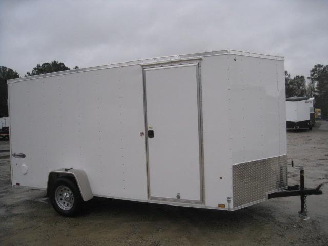 2019 Look Trailers Element 6 x 14 Vnose Enclosed Cargo Trailer