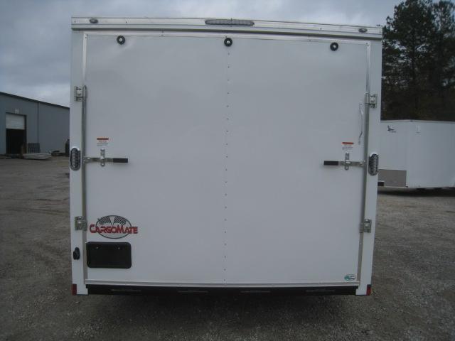2020 Continental Cargo Sunshine 8.5 x 16 Vnose Car / Racing Trailer