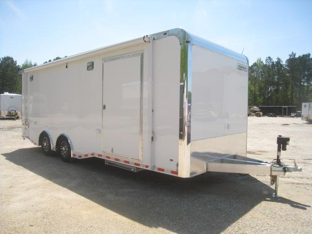 2020 Haulmark Aluminum 24' Edge Pro Racing Trailer LOADED