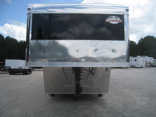 2020 Cargo Mate Eliminator 44 Gooseneck Car / Racing Trailer