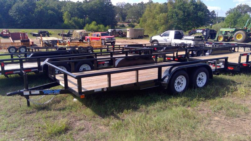 2019 Top Hat Trailers MP Utility Trailer