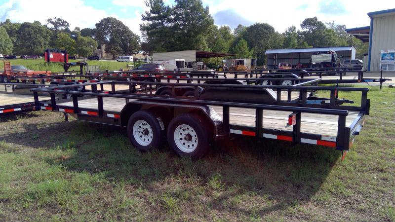 2019 Top Hat Trailers HP Utility Trailer