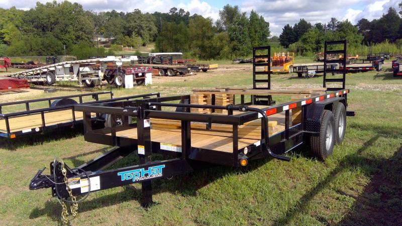 2019 Top Hat Trailers HH Utility Trailer